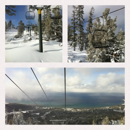 A day at Heavenly
