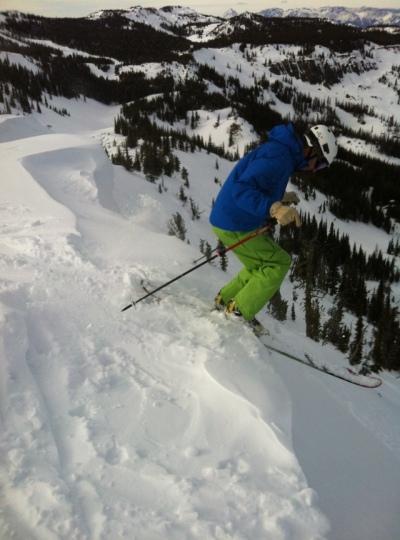 Mission Ridge Ski Resort