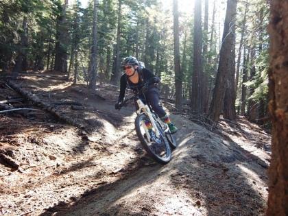 Corral Trail rider
